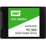 西部数据  Green系列 240G 固态硬盘(S240G1G0A)