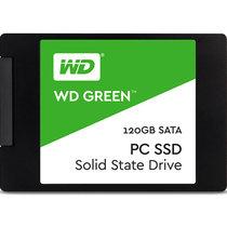 西部数据  Green系列 120G 固态硬盘(S120G1G0A)产品图片主图