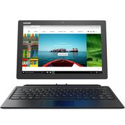 联想 Miix5 旗舰版二合一平板电脑12.2英寸(i7-6500U 8G内存/512G/Win10 背光键盘/触控笔/Office)黑色