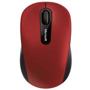 微软 无线便携蓝牙鼠标3600(珊瑚红)