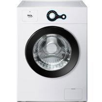 TCL XQG80-Q300 8公斤 滚筒洗衣机 一键便捷 中途添衣(芭蕾白)产品图片主图