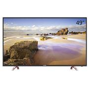 统帅 X49 49英寸 4K安卓智能网络超窄边框UHD高清LED液晶电视(配玫瑰金色金属底座)