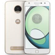 摩托罗拉 Moto Z Play(XT1635-03) 模块化手机 贵族白 移动联通电信4G手机 双卡双待