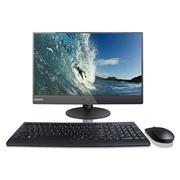 联想 扬天S5250 23英寸一体电脑 (i3-6100T 4G 128G SSD 集显 Wifi 无光驱 win10)黑色