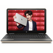 惠普 Pavilion 15-au146TX 15.6英寸笔记本(i5-7200U 4G 500G NV940M 2G独显 Win10)金色