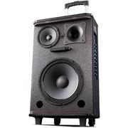 先科 SA-503 10寸广场舞音响 蓝牙户外便携式音箱 大功率低音炮扩音器三分频拉杆音箱