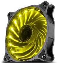 鑫谷 Moparty RGB风扇套件(带3把18颗RGB灯珠风扇及控制器/7色3模式灯光变换/配灯带供电接口)产品图片主图