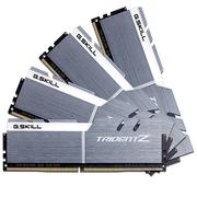 芝奇  Trident Z系列 DDR4 3200频率 64G (16G×4)套装 台式机内存(雪映白)