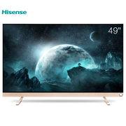 海信 LED49V1U 49英寸VIDAA-TV 4K智能电视 64位14核HDR动态显示