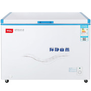 TCL BD/BC-306HQD 306升 冷藏冷冻卧式变温柜 节能静音(白色)