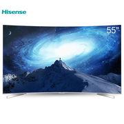 海信 LED55EC780UC 55英寸 曲面4K智能平板电视 HDR动态显示 64位14核处理