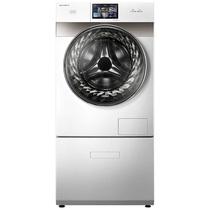 比佛利 BVL1G100W6 10公斤大容量高端智能变频滚筒洗衣机(白色) 智能水管家 BLDC变频电机产品图片主图