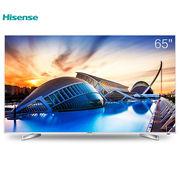 海信 LED65EC660US 65英寸 炫彩4K智能电视14核配置 VIDAA3丰富影视教育资源 (亮银白)