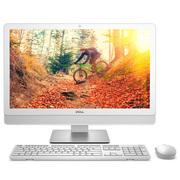 戴尔 Inspiron 3452-R5248W 23.8英寸一体电脑 (J3160 4G 500G DVD Win10)白