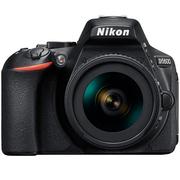 尼康  D5600 单反套机(AF-S DX 尼克尔 18-105mm f/3.5-5.6G ED VR)黑色