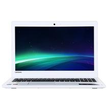 联想 IdeaPad510 15.6英寸高性能笔记本(i7-7500U 8G 1T+128G SSD 2G显存 正版office2016)白色产品图片主图