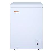 星星 BD/BC-90E 90升家用冰柜 冷藏冷冻转换 小型迷你冷柜 单温节能冷柜