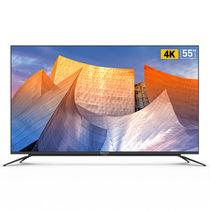 微鲸 W55J2 55英寸4K超高清 智能网络 LED液晶电视 平板电视机(灰色)产品图片主图