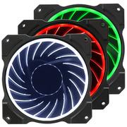 乔思伯 FR-131 12CM 机箱风扇 RGB风扇 三风扇套装 (12CM/LED RGB 256色发光风扇)