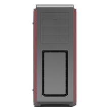追风者 614LTG 钛灰色 全塔式机箱(支持EATX双路主板/钢化玻璃全侧透/带RGB灯饰/配3个风扇)产品图片主图