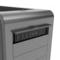 追风者 614LTG 钛灰色 全塔式机箱(支持EATX双路主板/钢化玻璃全侧透/带RGB灯饰/配3个风扇)产品图片4