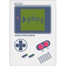OV GAME BOY PLAY系列 120G SATA3 SSD固态硬盘 白色产品图片主图