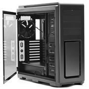 追风者 614LTG 黑色 全塔式机箱(支持EATX双路主板/钢化玻璃全侧透/带RGB灯饰/配3个风扇)