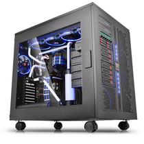 Thermaltake W200 黑色 双系统机箱 ( 双系统机箱/双系统工作站机箱个性组装方案/支持长显卡)产品图片主图