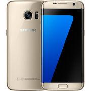 三星 Galaxy S7 edge(G9350)64G版 铂光金移动联通电信4G手机 双卡双待 骁龙820手机