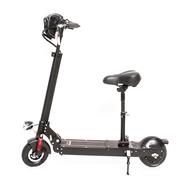 coolpower 电动滑板车自行车25A80km超长续航前减震便携代驾代步折叠车 36V21An续航60KM