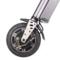 酷车e族 折叠电动车自行车成人代步车锂电池电瓶车 老年代步车 深灰色产品图片4
