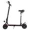 酷车e族 锂电池电动滑板车 成人折叠迷你电动便捷代步车电瓶自行车 带座椅 60KM续航产品图片2