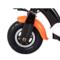 PUKKA 电动滑板车可折叠迷你成人电动车代驾代步锂电动自行车 机甲黑 30公里续航产品图片4
