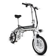 哥得圣 折电动车自行车 迷你小型电动滑板车 成人代步车 锂电池电瓶助力车代步代驾男女士电动车