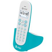 at&t EL31116CN 蓝色数字无绳电话机白色背光中文显示