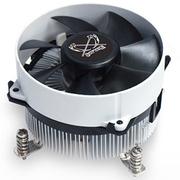 大镰刀 S950N CPU散热器(支持115X平台/下压式散热器/62mm高度/铜芯/ITX 散热器)