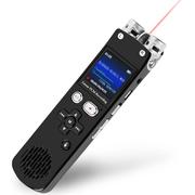 新科 V99 8G激光翻页录音笔高清远距降噪
