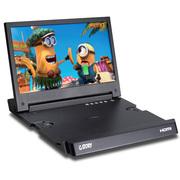 G-STORY GS116S 专业高清电子竞技游戏显示器PS4 Slim专用 黑色
