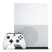 微软 Xbox One S 1TB家庭娱乐游戏机 你的玩具限量版