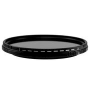 天气不错 72mm可调ND减光镜ND2-ND400中灰密度镜 内圈口径72mm外圈口径82mm 风光摄影 无暗角