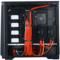 追风者 416PSTG 黑白色 中塔式机箱(ATX钢化玻璃静音版/RGB灯控/调速主动降噪/支持280水冷)产品图片3