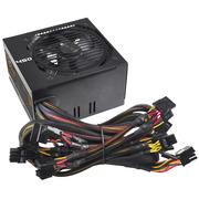 EVGA 额定450w 450 B 电源 (80PLUS铜牌/3年质保/12cm静音风扇/主动PFC)