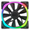NZXT 恩杰  Aer RGB 120&Hue+套装(120mm RGB风扇两枚&Hue+灯光控制器一个/可变色可编程/大风量/静音)产品图片3