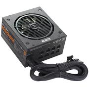 EVGA 额定650w 650BQ电源 (80PLUS铜牌/模组化/5年质保/14cmTNB轴承风扇)