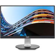 飞利浦 271S7QJMB 27英寸 旋转升降底座 DP/HDMI多接口 内置扬声器 不闪屏窄边框 电脑液晶显示器