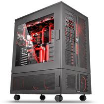 Thermaltake WP200 黑色 工作站机箱 (双系统机箱/双系统工作站机箱个性组装方案/支持长显卡)产品图片主图