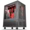 Thermaltake WP200 黑色 工作站机箱 (双系统机箱/双系统工作站机箱个性组装方案/支持长显卡)产品图片1