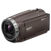 索尼 HDR-CX680 高清数码摄像机 5轴防抖 30倍光学变焦(棕色)