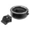 唯卓 EF-NEX III自动对焦转接环 佳能镜头转索尼nex微单全画幅 A7R S 可调光圈 自动对焦 防抖产品图片2