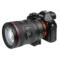 唯卓 EF-NEX III自动对焦转接环 佳能镜头转索尼nex微单全画幅 A7R S 可调光圈 自动对焦 防抖产品图片4